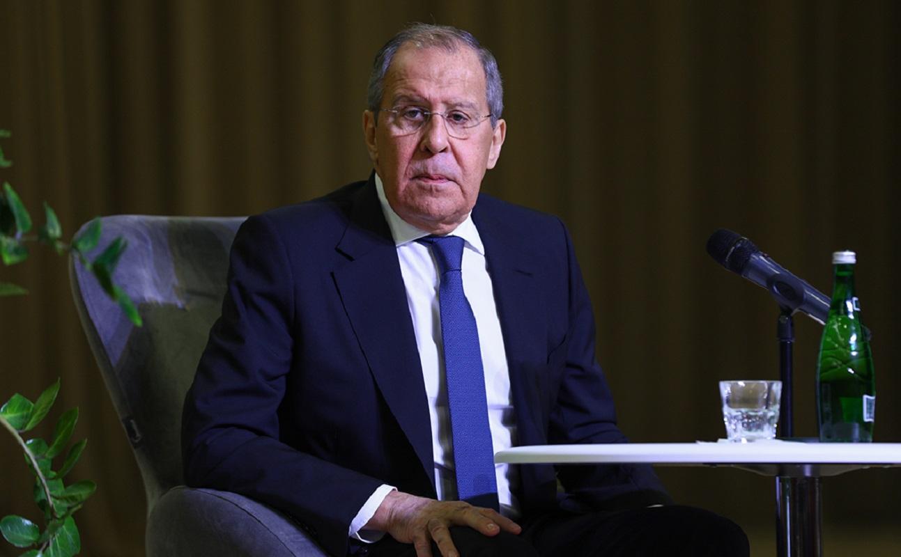 """Украина, НАТО и """"Северный поток-2"""": заявления Лаврова о внешней политике РФ"""