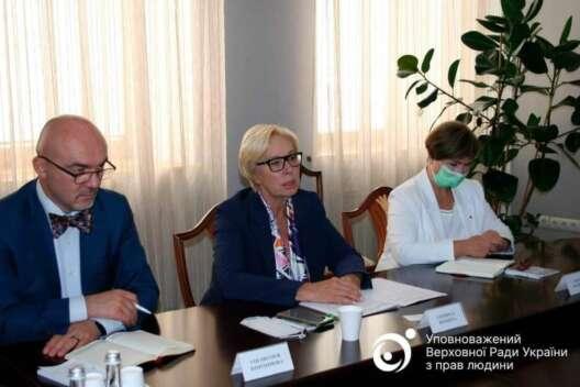 Денисова пожаловалась немцам на нарушения прав украинских детей-1200x800