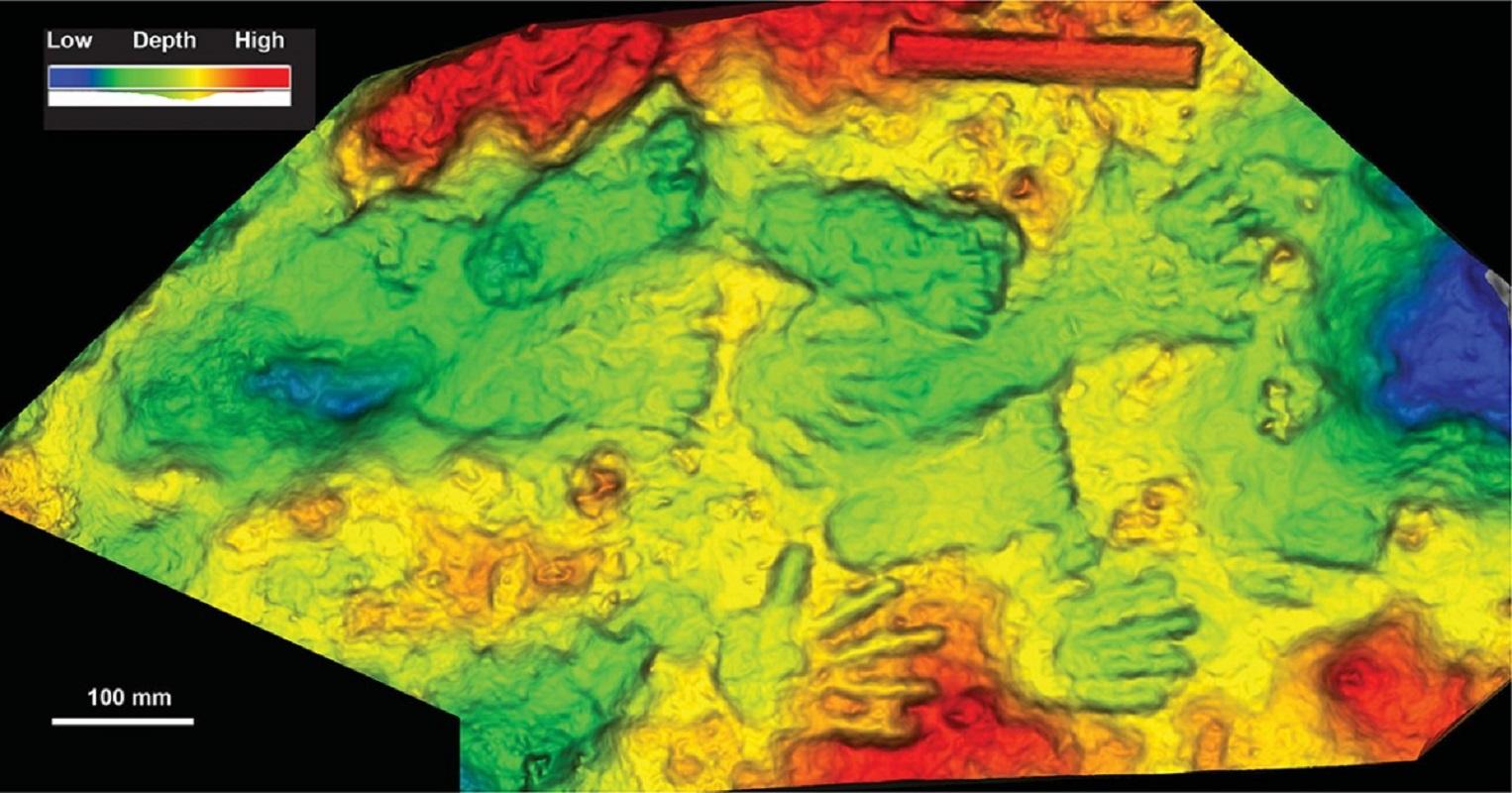 В Тибетском нагорье обнаружили самые древние отпечатки: следы детских рук