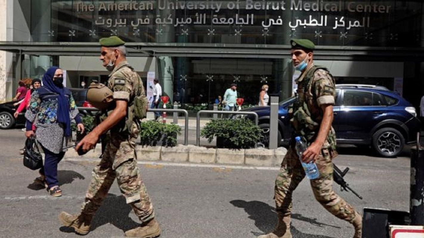В Бейруте обстреляли демонстрантов во время акции протеста: есть погибшие