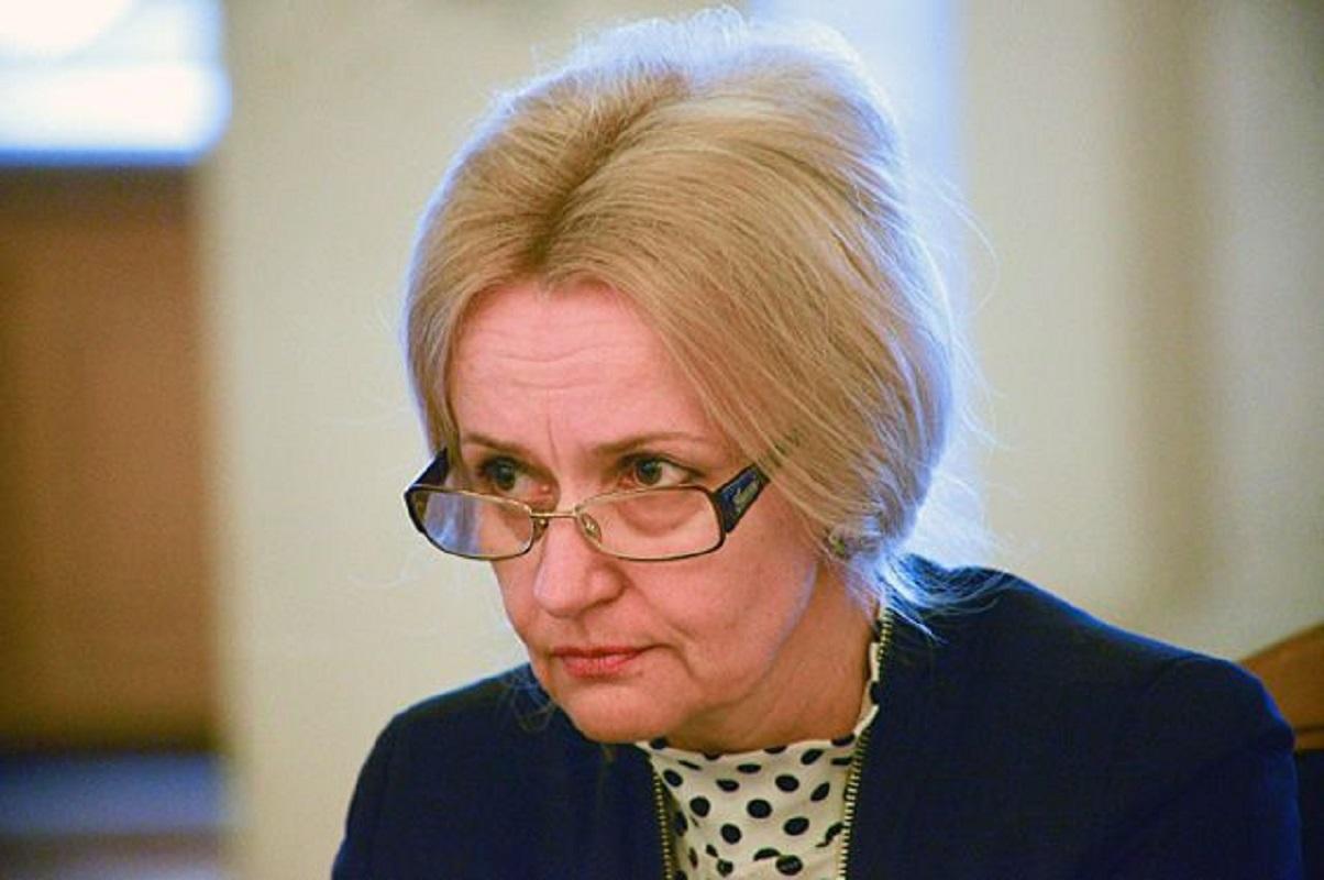"""Фарион на Марше УПА: речь должна идти об """"уничтожении Москвы"""""""